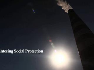 Guaranteeing Social Protection